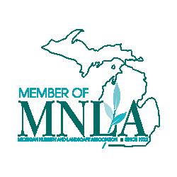 MNLA member (Michigan Nursery & Landscape Association)